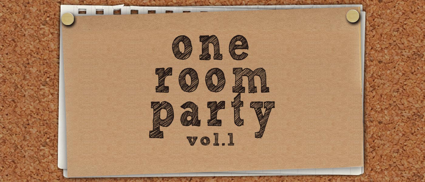 back number oneroom party vol.1