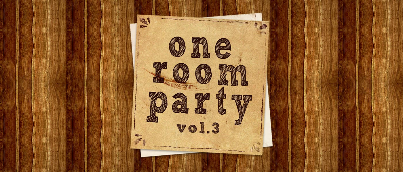 back number fanclub tour 2016 oneroom party vol.3